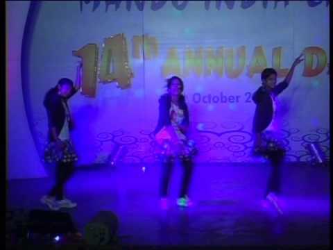 Mando India 14th Annual Day 2012 - Odisa Dazzlers