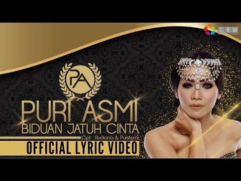 PURIASMI - Biduan Jatuh Cinta  (Official Lyric Video)