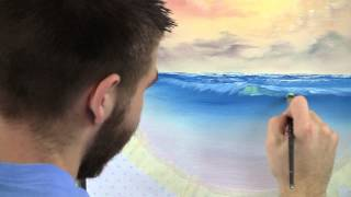 Paint With Kevin Hill Pastel Wave
