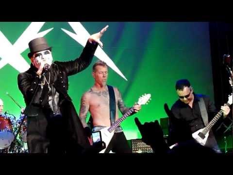 Metallica w/ Mercyful Fate - Mercyful Fate Medley (Live in San Francisco, December 7th, 2011)