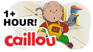 Caillou Hour-Long Compilation Special!