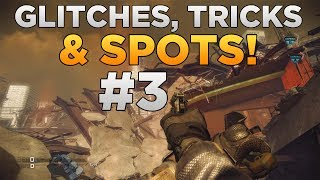Call Of Duty: Ghosts Glitches, Tricks & Spots (Part 3