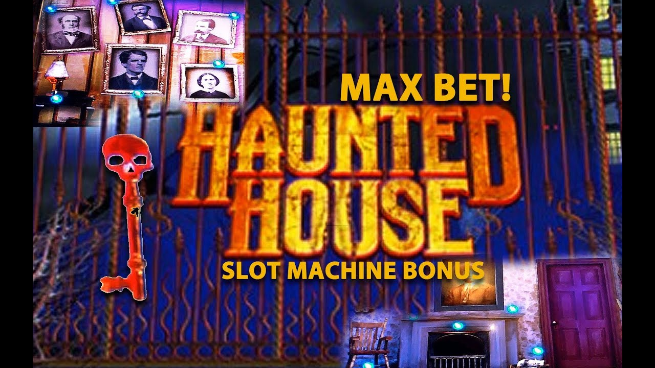 haunted house slot machine