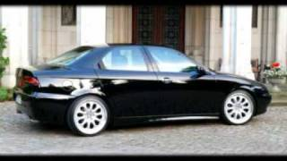 Alfa Romeo 156 - just driving. videos