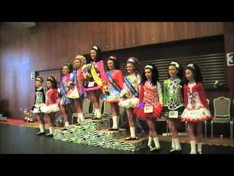 Glasnevin Feis U 13 U14 Championship Presentation