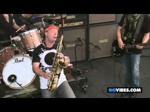 "Gov't Mule performs ""Devil Likes It Slow"" at Gathering of the Vibes Music Festival 2013"
