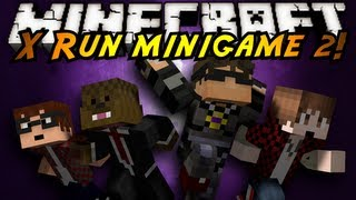 Minecraft Mini-Game : X-RUN 2!