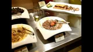 Vikings Buffet Restaurant At San Miguel By The Bay SM Mall