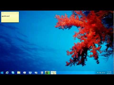 Hình ảnh trong video Windows 8 | How to Disable the Lock Screen