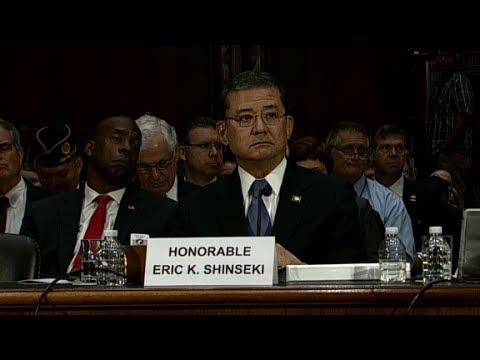 Shinseki not offering resignation after VA allegations