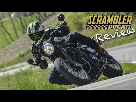 Cafe Racer Ducati Scrambler / MotoGeo Review