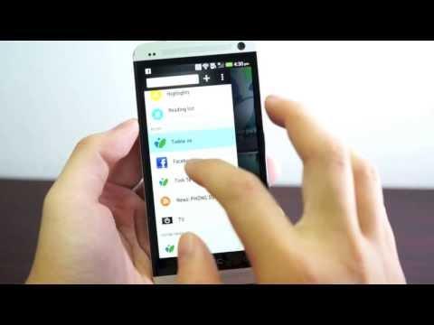 Những điểm mới trong giao diện Sense 5.5 trên HTC ONe