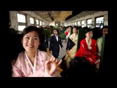 Ảnh hiếm về những thiếu nữ Triều Tiên xinh đẹp