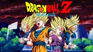 Dragon Ball Z World In Chaos By Kaio Sama (Jogo Completo