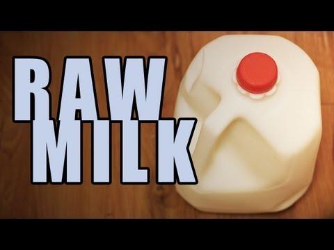 Raw Milk: Freedom from Government Milk Tyranny