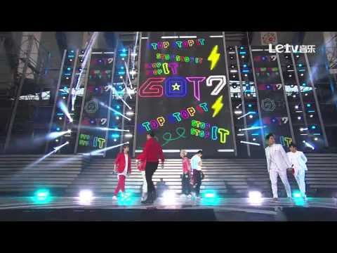 150523 GOT7 (갓세븐) - Dance Performance + Stop Stop It (하지하지마) @ Dream Concert 2015