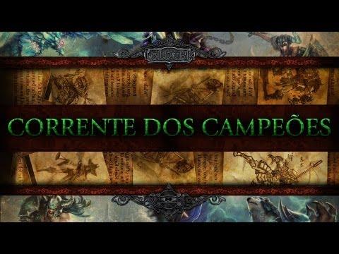 Corrente dos Campeões - Amumu Support - LoLDuBR [PT-BR]