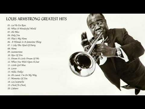 Louis Armstrong Greatest Hist    Louis Armstrong  Collection HQ/MP3