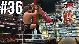 WWE 2K14 Chris Jericho Vs. Edge (WrestleMania 26) 30