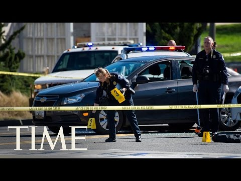 Driver Who Crashed Into D.C. Police Car Near White House Taken Into Custody | TIME