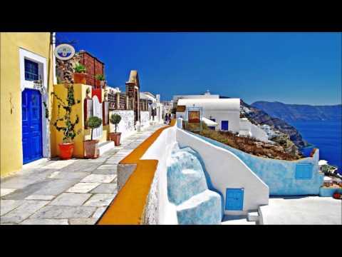 Greek Relaxing Music: Bouzouki Instrumental - Hypnotic Tones.
