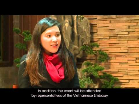 Chủ tịch Tổng Hội sinh viên Việt Nam tại Vương quốc Anh và Bắc Ireland trao đổi về công tác chuẩn bị