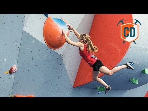 World Championship IFSC Bouldering in China Gets Off To A Flyer!   EpicTV Climbing Daily, Ep. 268