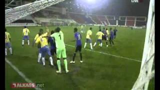 اهداف مباراة السيلية 2 - 1 الغرافة - دوري نجوم قطر
