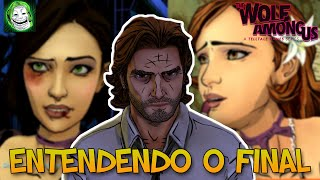 The Wolf Among Us Discutindo E Entendendo A História E