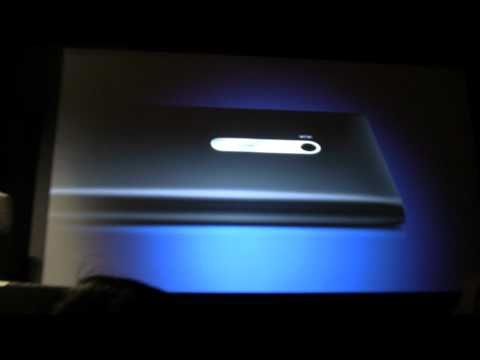 Introduction of the Nokia Lumia 900 (Press Conference)