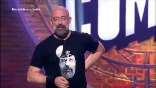 Goyo Jiménez: a los tíos no nos gusta bailar