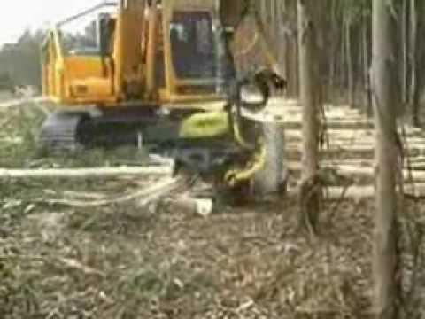 maquinas florestais