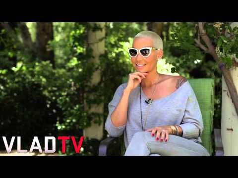 Amber Rose: I Stalled My Music Career for Motherhood