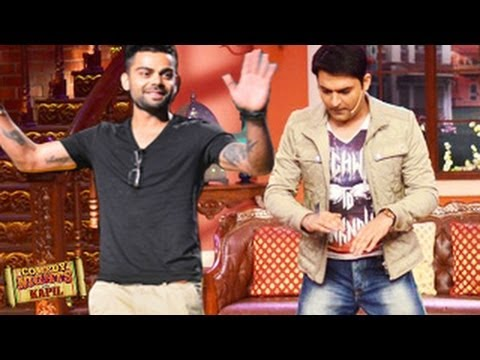 Virat Kohli on Comedy Nights with Kapil 22nd June 2014 FULL EPISODE HD -- Kapil Sharma