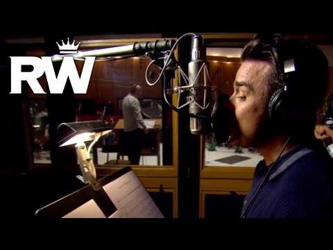 Robbie Williams   Robbie Records 'Puttin' On The Ritz'   Swings Both Ways