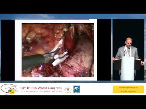 SYM11.5 Minimally Invasive Pancreatic Surgery