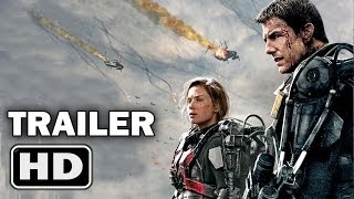EDGE OF TOMORROW Trailer [Tom Cruise Emily Blunt 2014