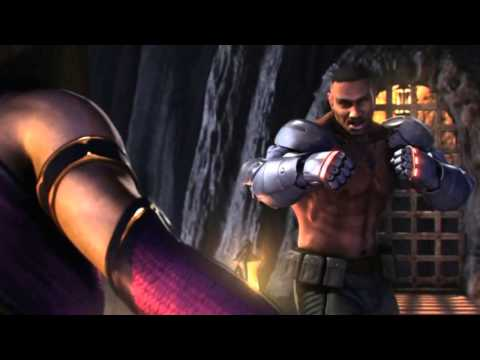 Mortal Kombat 9 MV Rap