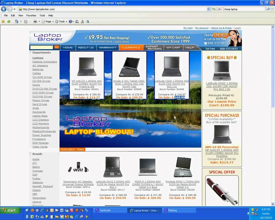 Laptop: Refurbished Laptops