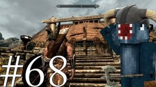 Let's Play Skyrim The Companions!! [68]