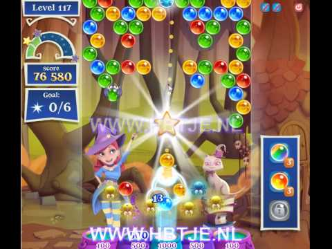 Bubble Witch Saga 2 level 117