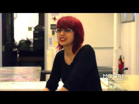 2014 Student Interview // Pamela Foulke