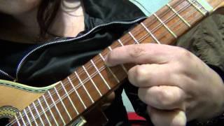 Mandolina - Las cuerdas y su afinación