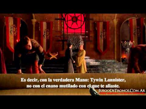 Game of Thrones Temporada 2 Escena Eliminada: Varys y Meñique (Subtitulada)