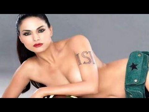 Veena Malik's SEXY UNCENSORED Photoshoot