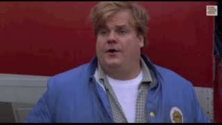 Tommy Boy (1/10) Best Movie Quote Were You Calling From