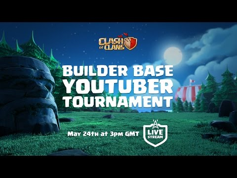 Clash of Clans  Builder Base Tournament Update stream
