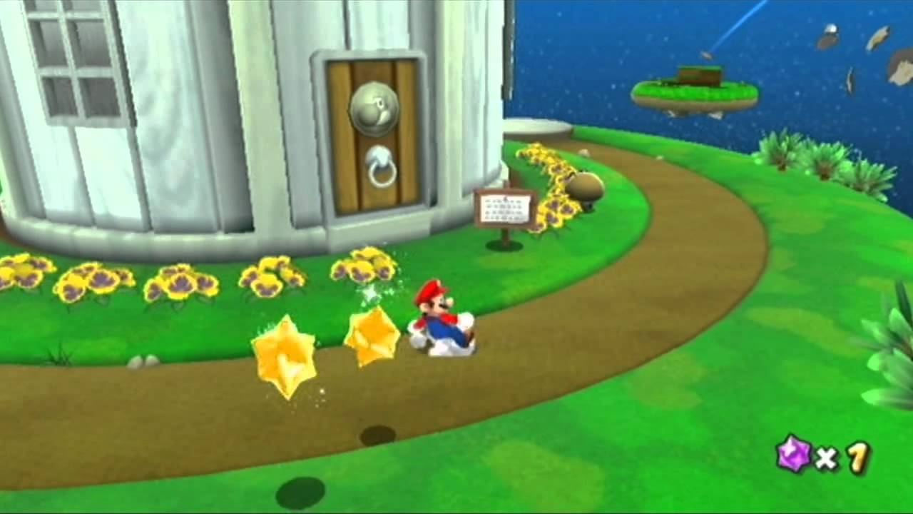 super mario galaxy 2 deutsch