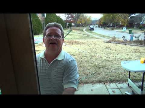 Sliding Patio Door Sound Dampening Test Review By Contractor