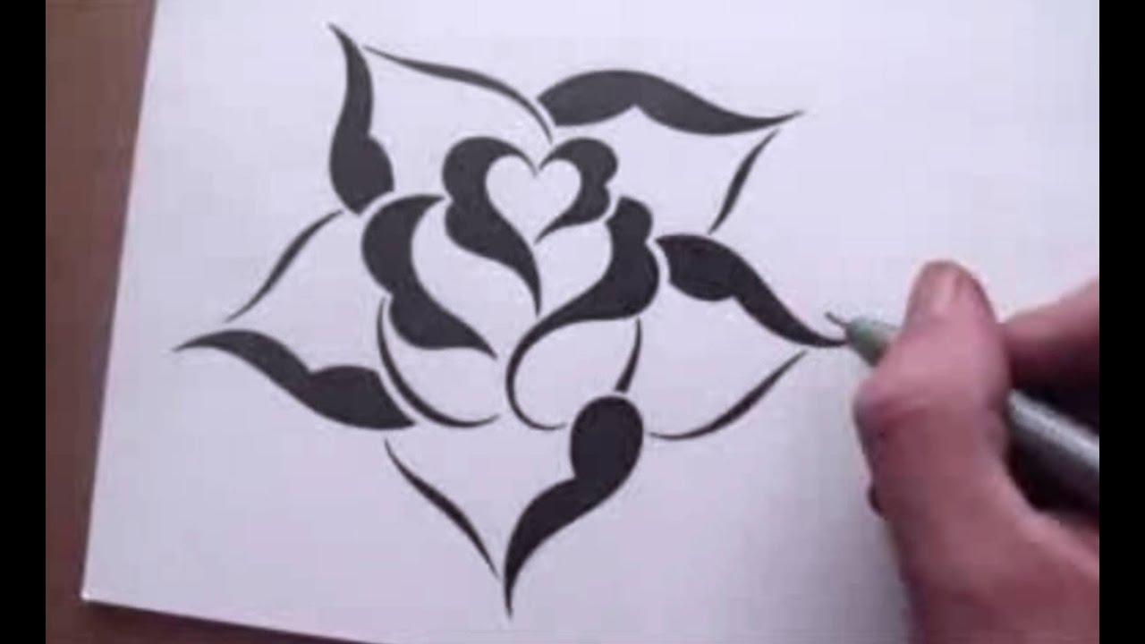 Rose Drawings Step By Step Maxresdefault.jpg